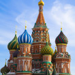 St. Basil Cathedral — Stock Photo #5407356