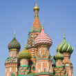 St. Basil Cathedral — Stock Photo #5500089
