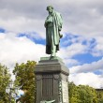 Pushkin Monument — Stock Photo
