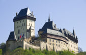Castle of Karlstein in Czech Republic — Stock Photo