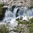 Stock Photo: Silky Waterfall