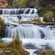 Willow River State Park Waterfall — Stock Photo