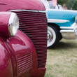 Antique Cars — Stock Photo