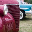 Stock Photo: Antique Cars