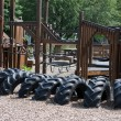 Childs PLayground — Stock Photo