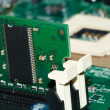 Computer Memory (RAM) Stick — Stock Photo #5445338