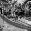 Model Railroad Scene — Stock Photo #5445439