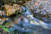 Smooth River Stream — Stock Photo