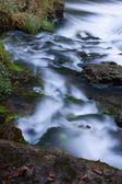 Conjunto de rápidos de un río. — Foto de Stock