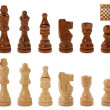 Chess pieces - Foto de Stock  