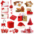 Christmas collection — Stock Photo #5451272