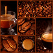 Stock Photo: Espresso coffee