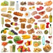 colección de comida — Foto de Stock