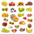 Mixed fruits — Stock Photo #5451445