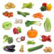 Royalty-Free Stock Photo: Vegetable collection