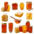 Honey collection - Foto Stock