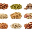 Nuts collection — Stock Photo #5451712
