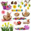 Easter collection — Stock Photo #5451830