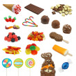 Sweet collection — Stock Photo
