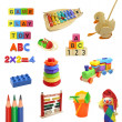 Toys collection — Stock Photo #5451970