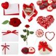 Valentine collection — Stock Photo