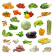Vegetable collection - Foto de Stock