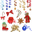 Stock Photo: Christmas collection