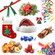 Christmas collection — Stock Photo #5452013