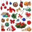 Christmas collection — Stock Photo #5452034