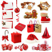 Christmas collection — Stock Photo