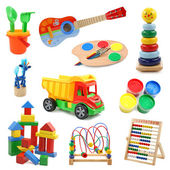 Collection de jouets — Photo