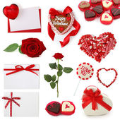 Valentine collection — Stock Photo