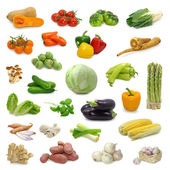 Vegetable collection — Foto Stock