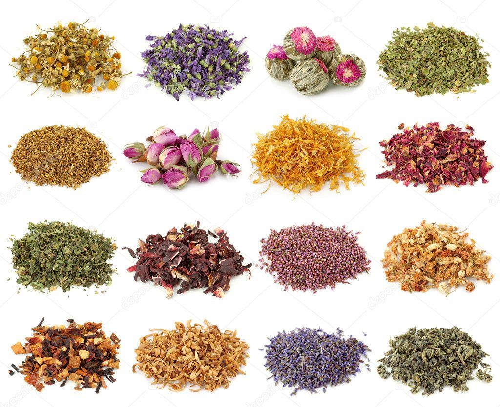 какой травяной чай для похудения