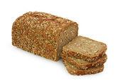 Wholemeal bread — Stock Photo