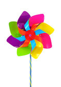 Colored pinwheel — Stock Photo