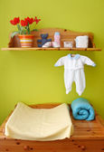 Interior of children room — Stock Photo