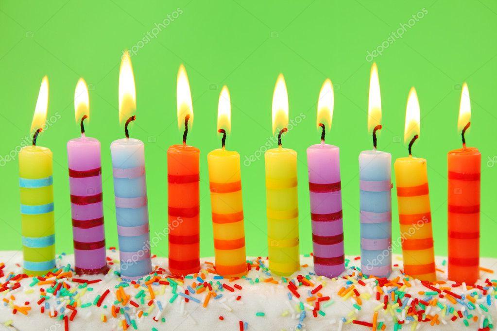 Geburtstag Kerzen - annaolivmetta blog