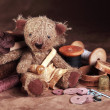 Foto Stock: Teddy bear