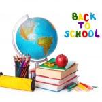 Back to school — Stock Photo #5712826