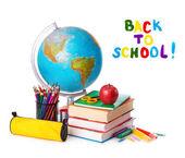 Terug naar school — Stockfoto