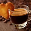 Espresso coffee — Stockfoto