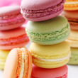 Colorful macaroons — Stock Photo #6028525