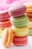 Colorful macaroons — Stock Photo