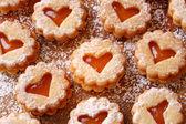 Christmas cakes — Zdjęcie stockowe