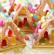 Sweet houses — Stock Photo