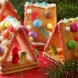 Sweet houses — Foto de Stock