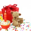 Foto Stock: Birthday