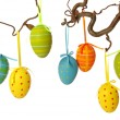 Colorful easter eggs — Stock Photo #6034102