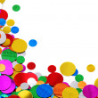 Stock Photo: colorful confetti